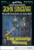 Jason Dark: John Sinclair - Folge 0195 ★★★
