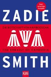 Die Botschaft von Kambodscha / The Embassy of Cambodia - Deutsch-Englische Ausgabe