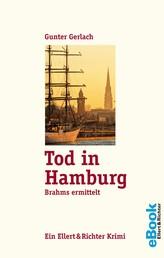 Tod in Hamburg - Brahms ermittelt
