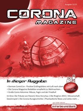 Corona Magazine 12/2015: Dezember 2015