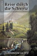 Ronald Hoppe: Reise durch die Schweiz ★★★★★