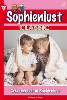 Patricia Vandenberg: Sophienlust Classic 11 – Familienroman