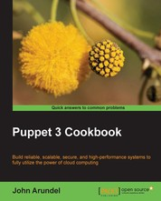 Puppet 3 Cookbook