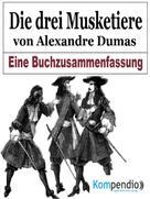 Alessandro Dallmann: Die drei Musketiere von Alexandre Dumas