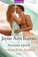 Jayne Ann Krentz: Im Rausch der Gefühle ★★★★