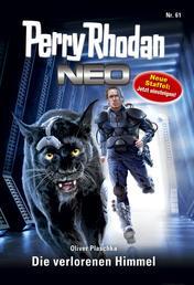 Perry Rhodan Neo 61: Die verlorenen Himmel - Staffel: Epetran 1 von 12