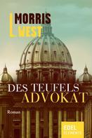 Morris L. West: Des Teufels Advokat ★★★★