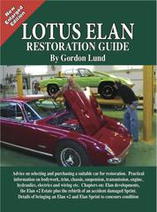 Lotus Elan - A Restoration Guide