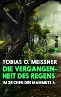 Tobias O. Meißner: Die Vergangenheit des Regens ★★