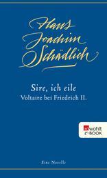 «Sire, ich eile ...» - Voltaire bei Friedrich II. Eine Novelle