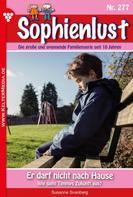 Susanne Svanberg: Sophienlust 277 – Familienroman ★★★★★