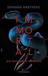 Immortal - Die Maske des Mörders - Grace Boticelli ermittelt 4