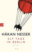 Håkan Nesser: Elf Tage in Berlin ★★★★