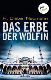 Das Erbe der Wölfin: Der zweite Fall für Johannes Clasen - Thriller