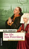Alice Frontzek: Der Abt vom Petersberg ★★★