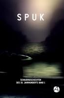 Oscar Wilde: SPUK. Schauergeschichten des 19. Jahrhunderts. Band 1