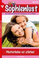 Judith Parker: Sophienlust 132 – Familienroman ★★★★★