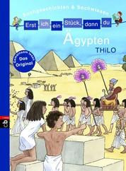 Erst ich ein Stück, dann du - Sachgeschichten & Sachwissen - Ägypten - Für das gemeinsame Lesenlernen ab der 1. Klasse