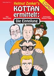 Kottan ermittelt: Die Einteilung - Kottan Comic Nr. 2