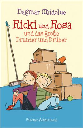 Ricki und Rosa und das große Drunter und Drüber