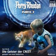 Perry Rhodan Neo 114: Die Geister der CREST - Staffel: Die Posbis 4 von 10