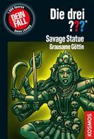 M.V. Carey: Die drei ??? Savage Statue - Grausame Göttin (drei Fragezeichen) ★★★