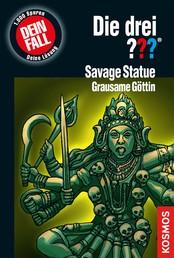 Die drei ??? Savage Statue - Grausame Göttin (drei Fragezeichen)