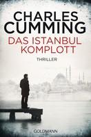 Charles Cumming: Das Istanbul-Komplott ★★★★