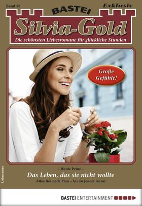 Silvia-Gold 58 - Liebesroman