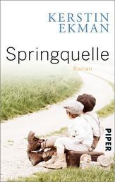 Springquelle - Roman