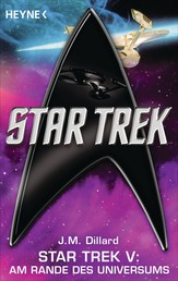 Star Trek V: Am Rande des Universums - Roman
