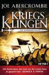 Kriegsklingen - Roman