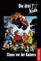 Ulf Blanck: Die drei ??? Kids, 4, Chaos vor der Kamera (drei Fragezeichen Kids) ★★★★★