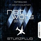 Netwars - Der Code, Folge 1: Sturzflug