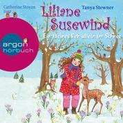 Ein kleines Reh allein im Schnee - Liliane Susewind (gekürzt)