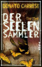 Der Seelensammler - Thriller