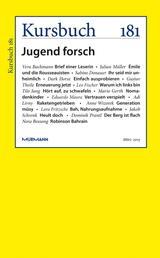 Kursbuch 181 - Jugend forsch