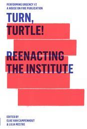 Turn, Turtle! - Reenacting The Institute
