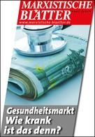 : Gesundheitsmarkt - Wie krank ist das denn?