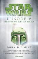 Donald F. Glut: Star Wars™ - Episode V - Das Imperium schlägt zurück ★★★★★