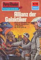 Hans Kneifel: Perry Rhodan 725: Allianz der Galaktiker ★★★★