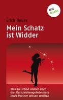 Erich Bauer: Mein Schatz ist Widder