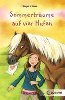 Kathrin Siegel: Sommerträume auf vier Hufen ★★★★