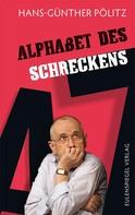 Hans-Günther Pölitz: Alphabet des Schreckens ★★★★