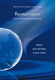 Reinkarnation - Eine Gnadengabe des Lebens. Wohin geht die Reise meiner Seele?