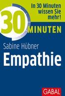 Sabine Hübner: 30 Minuten Empathie ★★★★