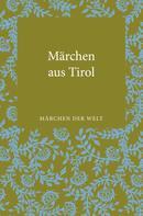 Leander Petzoldt: Märchen aus Tirol