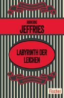 Roderic Jeffries: Labyrinth der Leichen ★★★★★