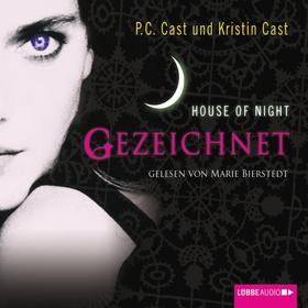 House of Night, Gezeichnet