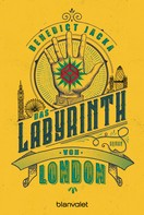 Benedict Jacka: Das Labyrinth von London ★★★★
